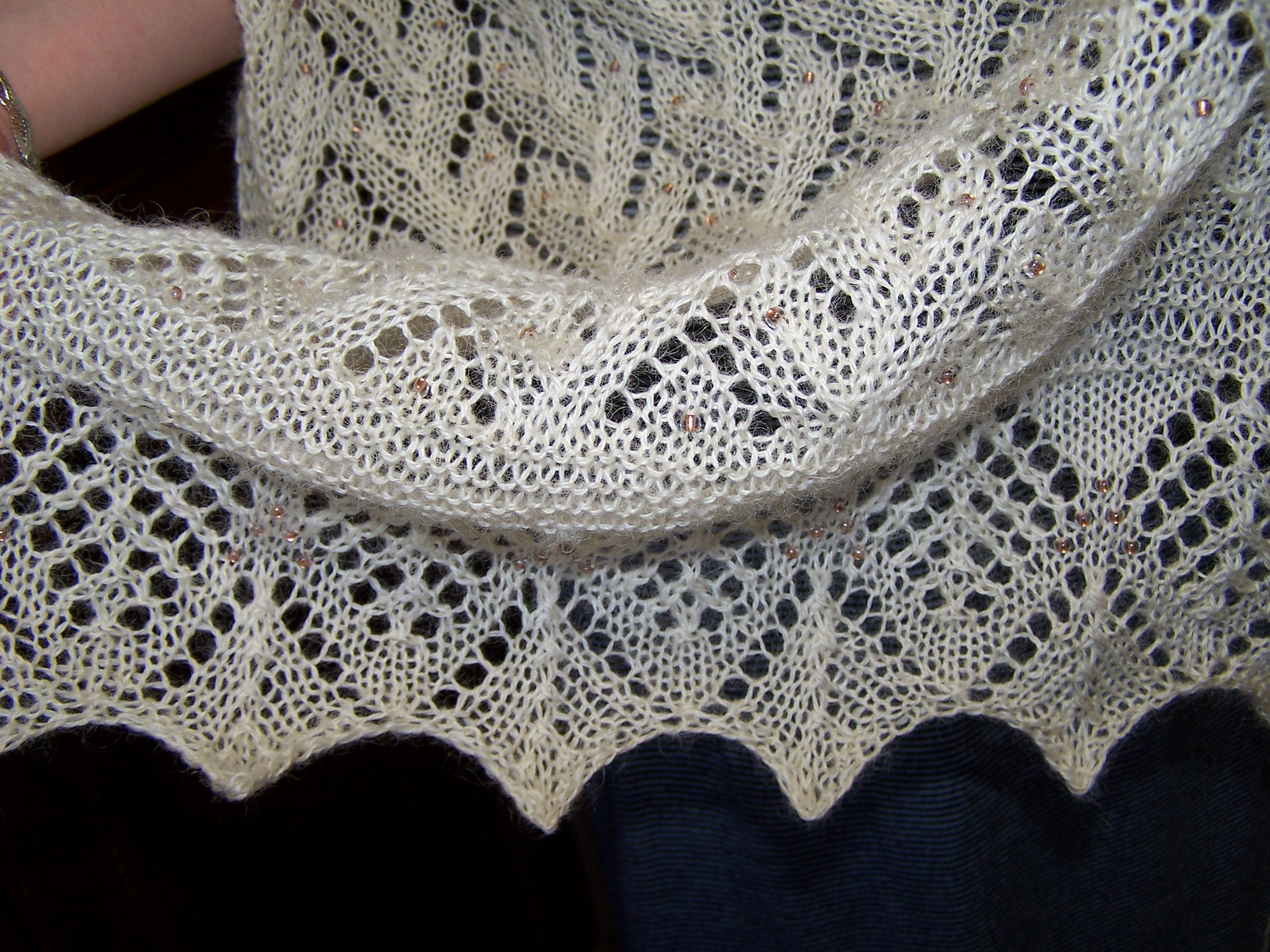 Estonian Lace Meduseld Offering Fine Yarn Wool Textiles And