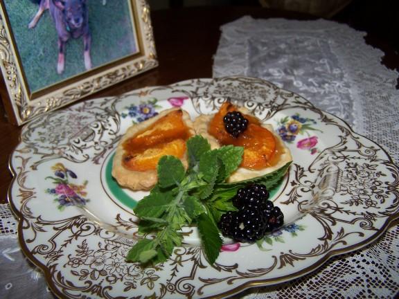 Meduseld's Moor Park Apricot Tartlets
