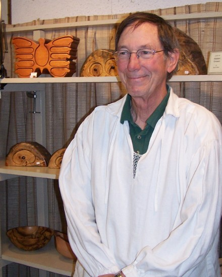 Bill Hardy of Turnstyles