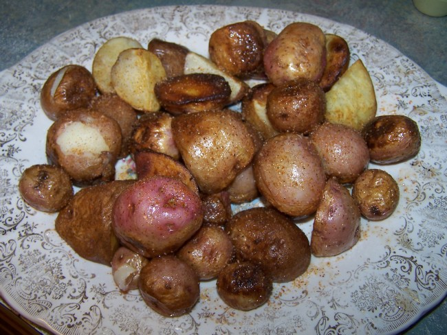 Red Norland Spring Potatoes