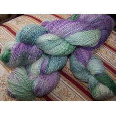 Wisteria Lodge - Sherlock Inspired  Romney/alpaca yarn - 200 yards skeins worsted