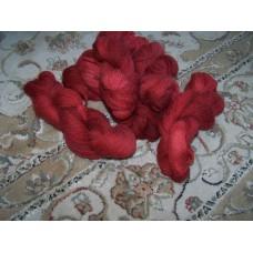 Dyed Romney/Alpaca Worsted