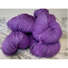 Yarn - Dorset Down/Friesian Cross - Heathered Violet